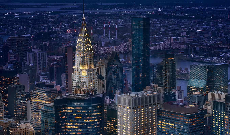 new, york, нью, город, manhattan, сша, usa, огонь, ночь