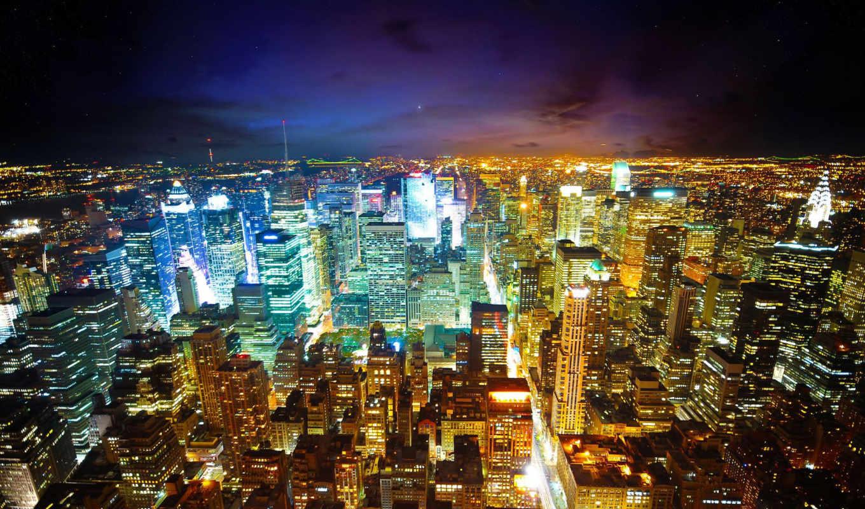 город, городов, вид,