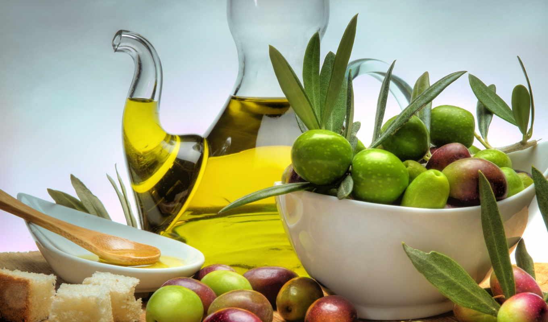 нефть, оливковое, оливки,