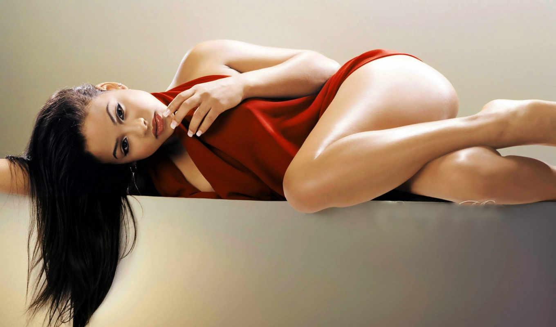 devushki, девушка, платье, красном, красное, кристина, milian, brunette,