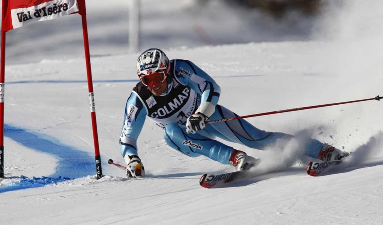аксель, лыжи, горные, свиндал, лунд, гиганд, франция, слалом, ski, спорт,
