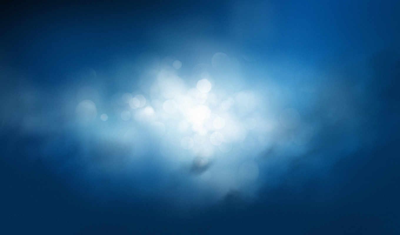 блики, свет, синее, bokeh, картинка, картинку,