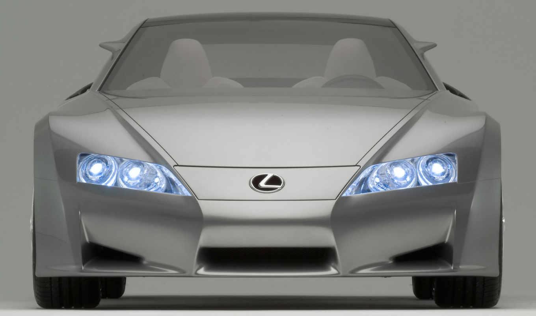 lexus, car, concept, views, sports, club,