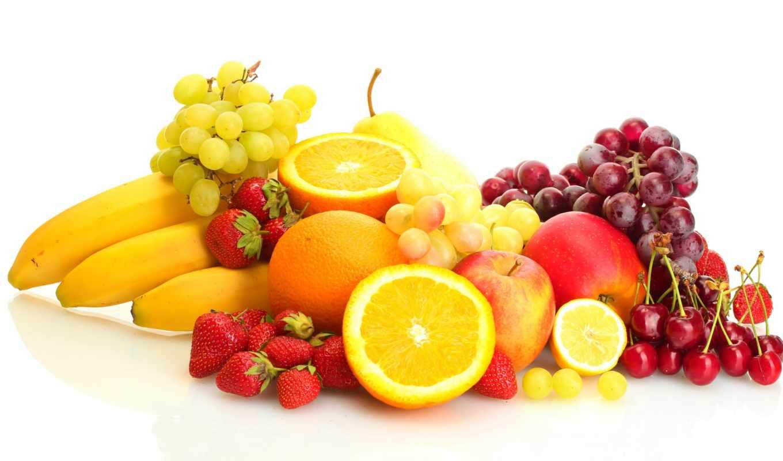 плод, ягоды, фрукты, клубника,