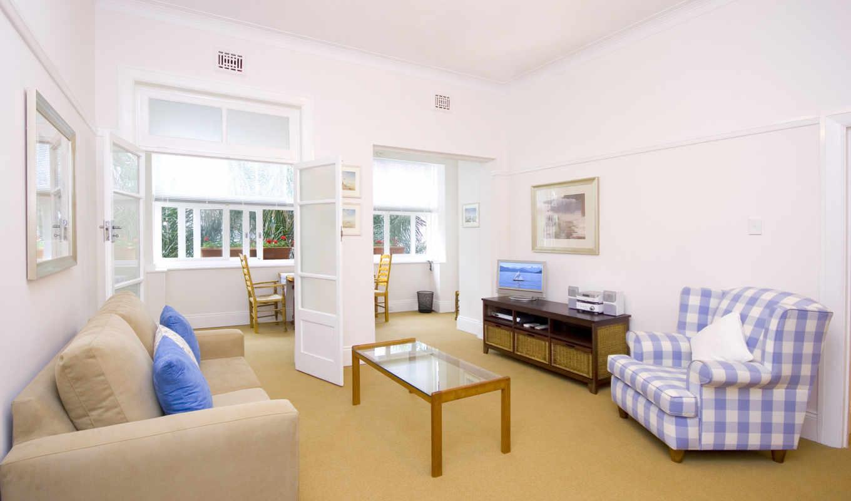 белые, стены, гостиной, комната, нечто, квартире, интерьер, картины, персиковые, интерьере, если, стен,