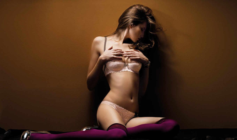 ilie, alina, lingerie, verdissima, stockings, high, thigh, hot, purple, белье, девушки,