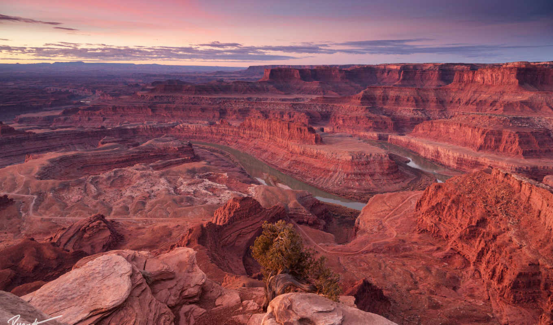 usa, fonds, ecran, tablettes, скалы, каньон, долина, ipad,