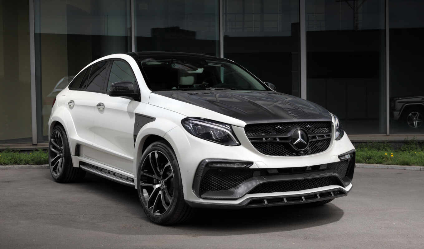 mercede, gle, coupe, тюнинг, previe, car, class, inferno, coop