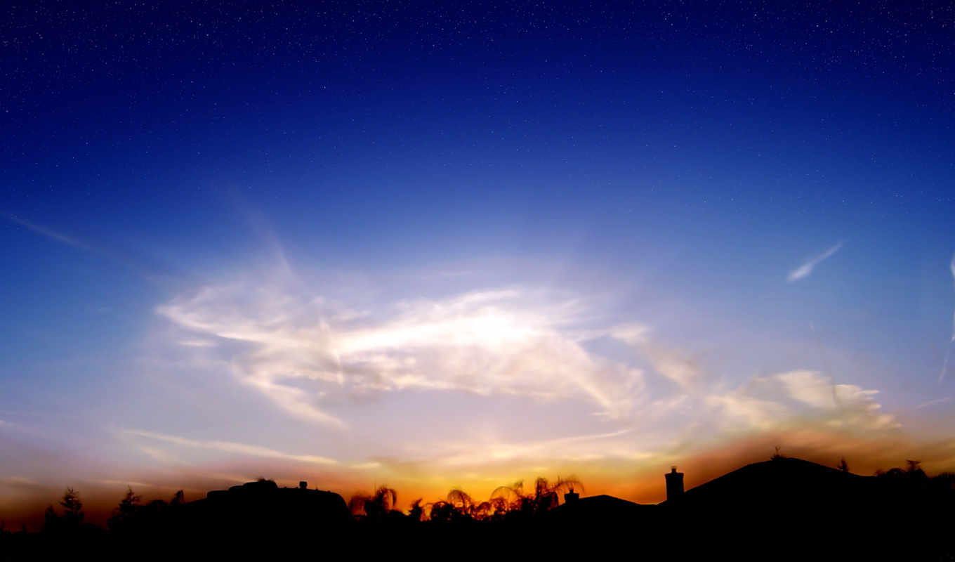 wallpaper, hd, sunset, wispy, national, geographic, wallpapers, природа, full, nature, sky, зданий, крыши, обоев, wide, tags, images, www,