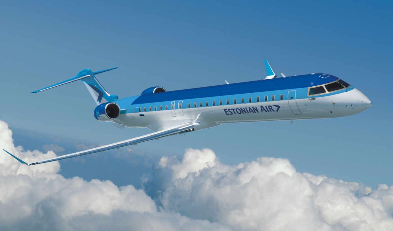 air, estonian, авиакомпания, эстонии,