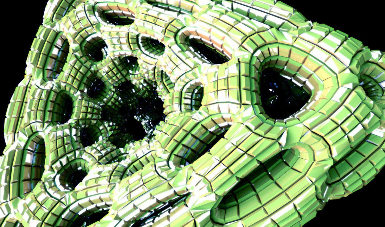 abstract, desktop, structure, complex,