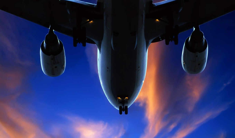самолёт, air, взлетающий, hintergrundbilder, fondos, aviones, aire, flugzeug, cerca, airliners, облака, небо, pantalla, best, вернуться, photo, desktop, картинку, красноярск,