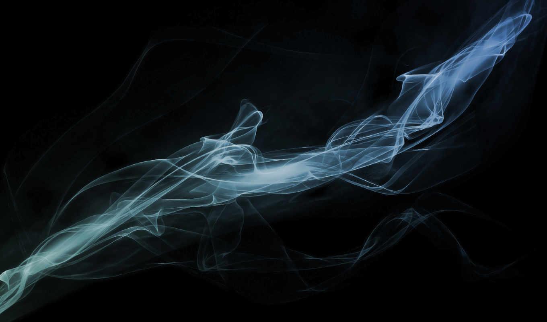 дым, холод, абстракция,