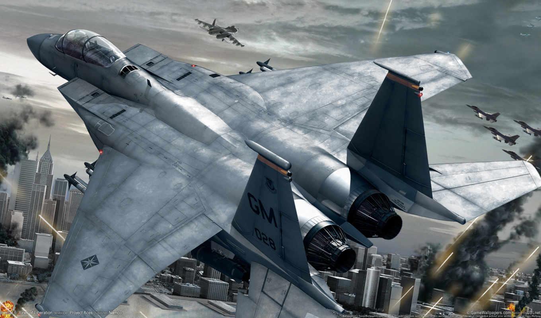 strike, орлан, самолёт, военный,