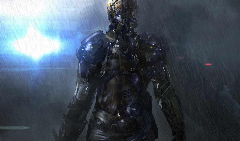 fantasy, christian, машины, киборги, роботы, cyborg, quinot, digital,