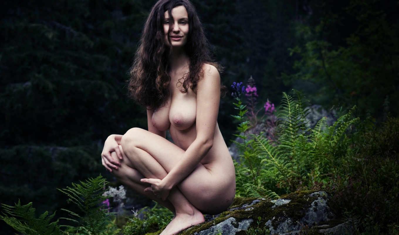 ,девушка,природа,эротика,грудь,секси,