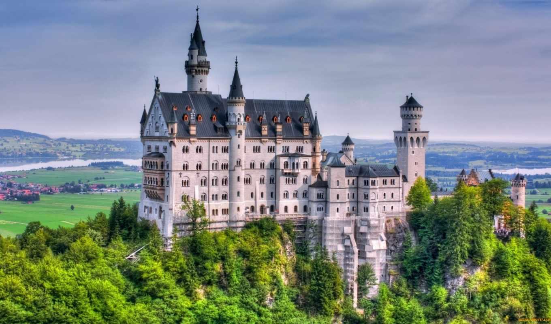 стиле, architecture, средневековья, потрясающие, еще, свое, мира,