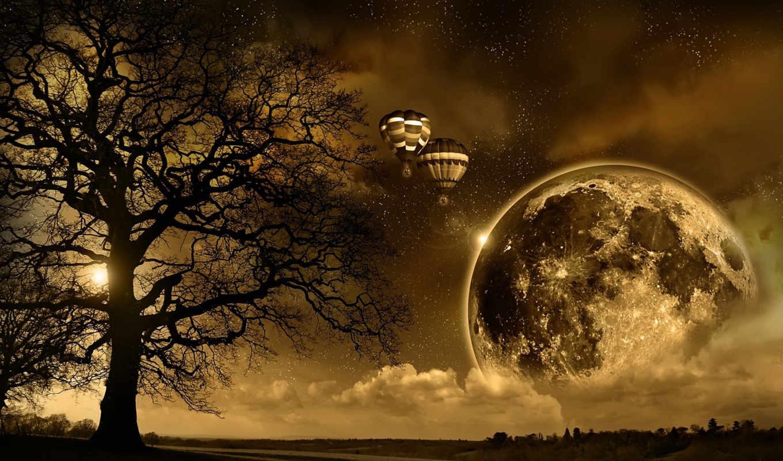 рисунок, фантастика, mysticism, fantasy, новости, rising, sun, episode, rüya, ночь,