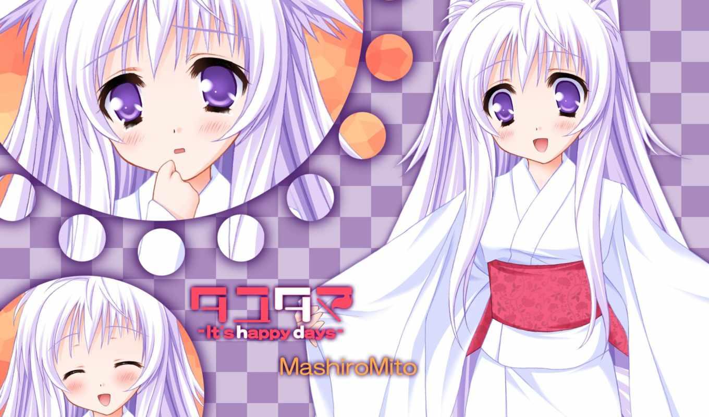 tayutama, anime, kiss, deity,