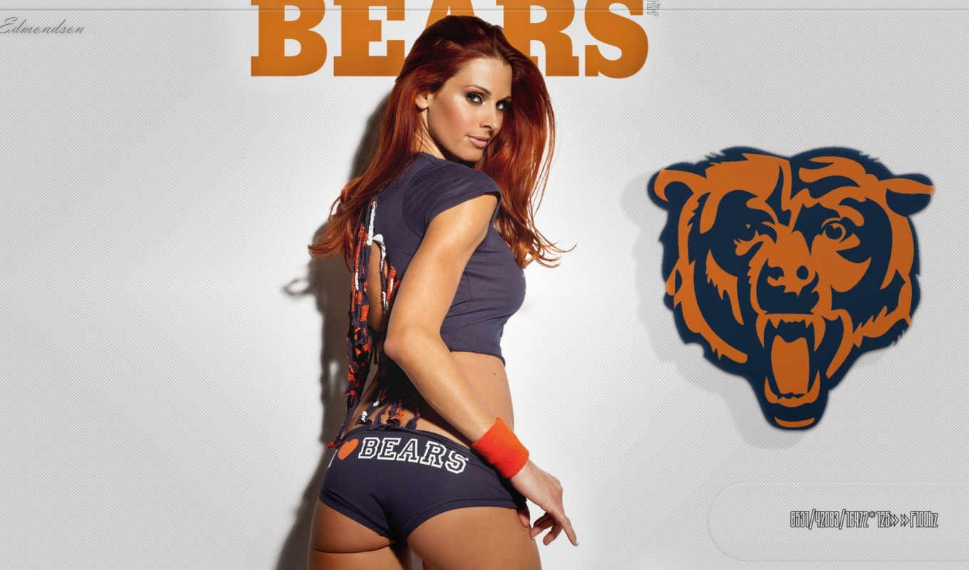 chicago, bears, sexy, girls, are, nfl, you,