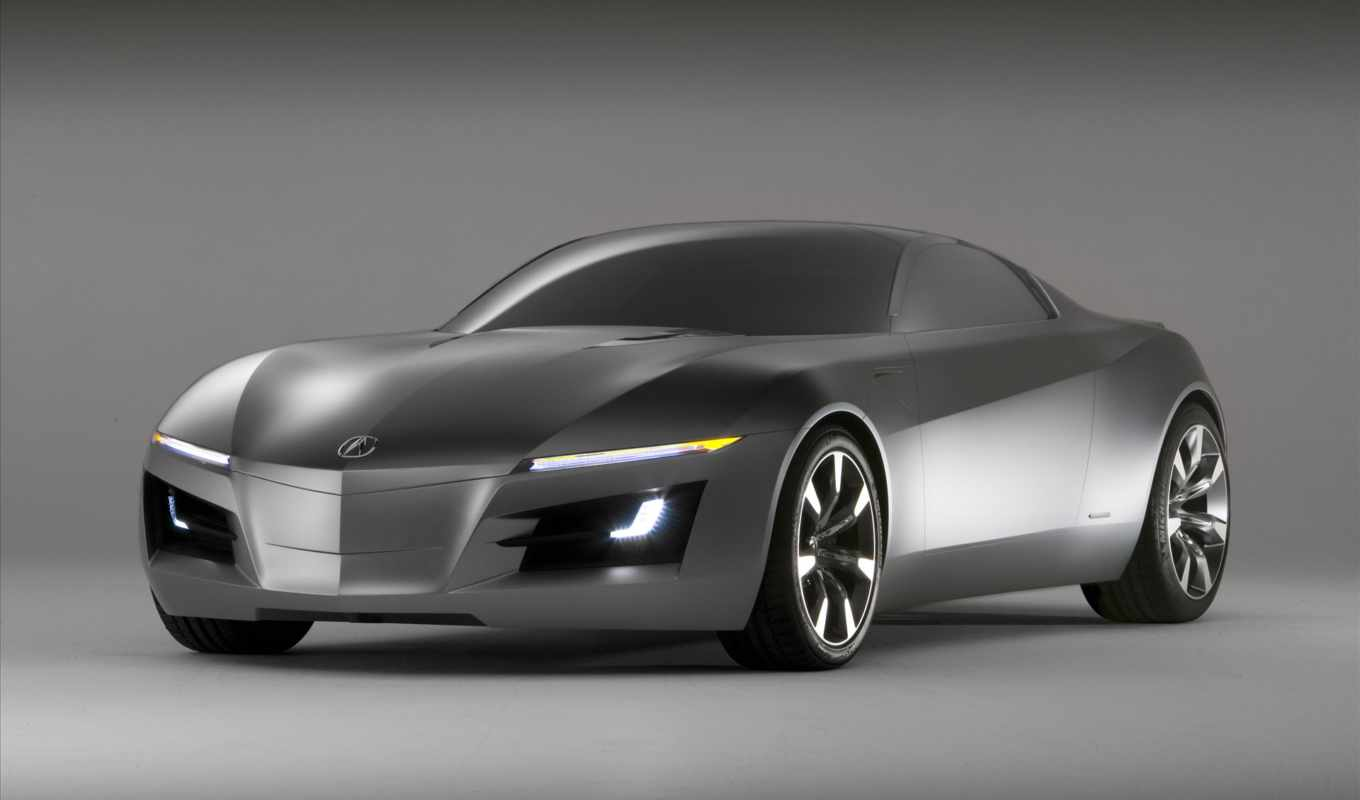 sports, concept, car, acura, advanced,