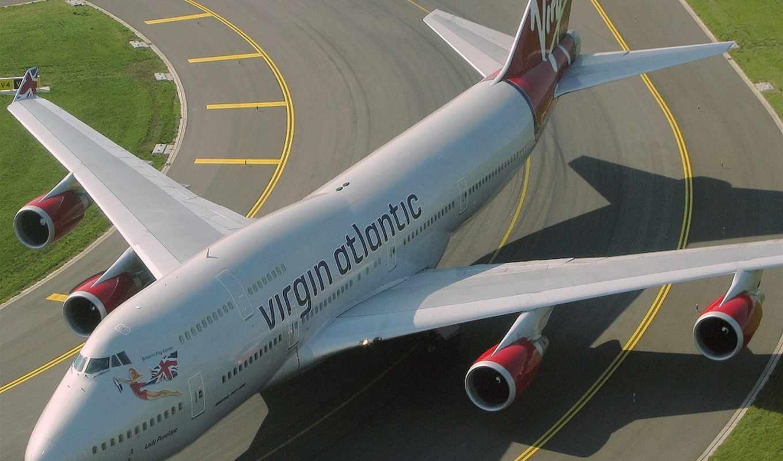 virgin, атлантический, lucia, flights, самолёт,