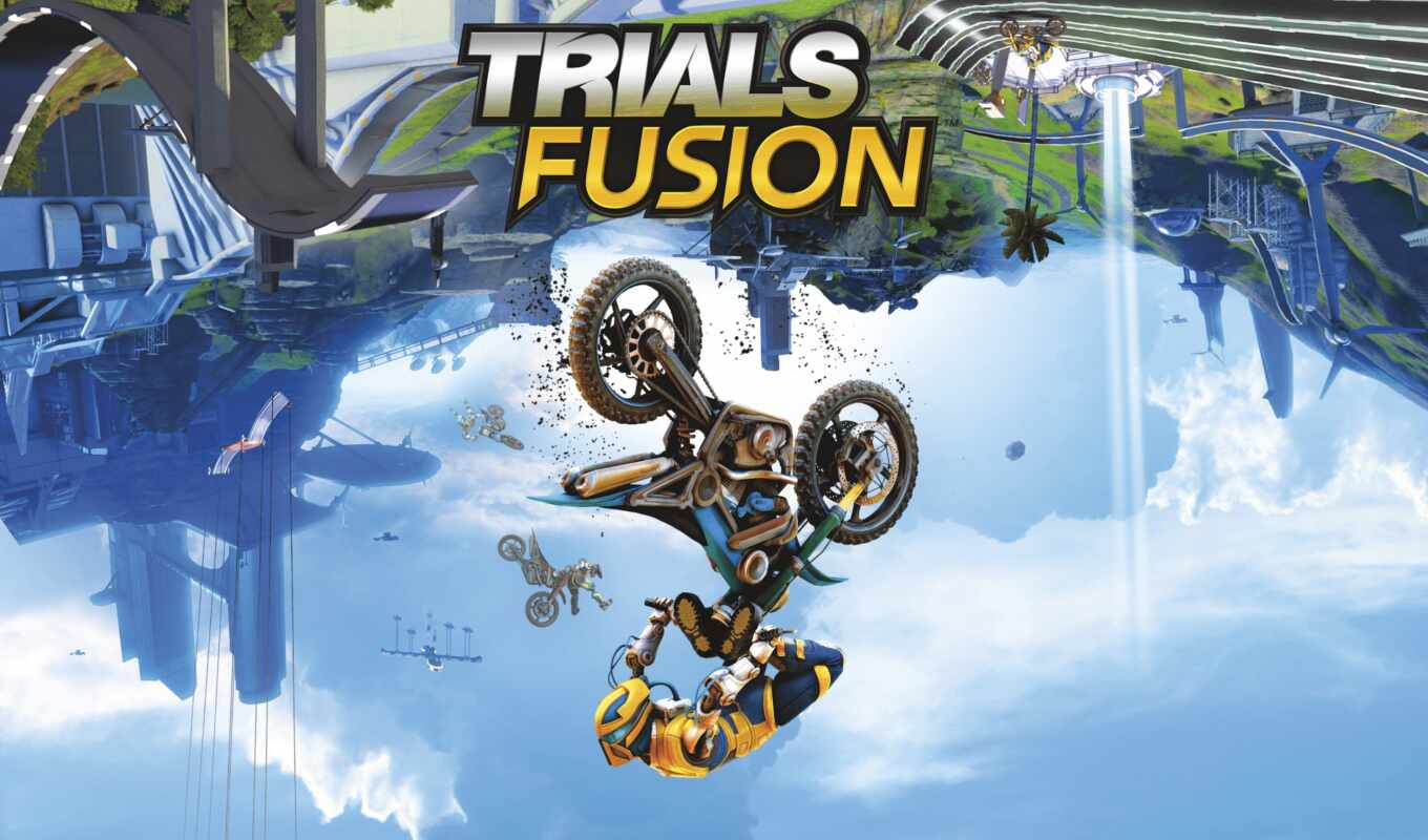 trials, fusion, easter, eggs, ubisoft, one, sur, xbox,