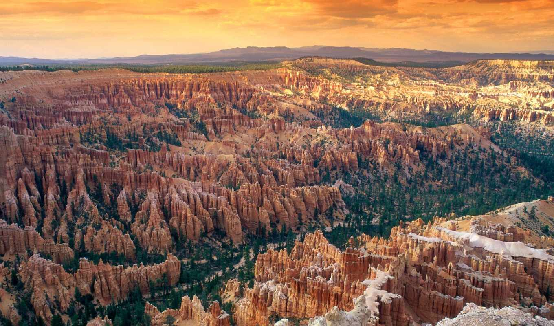 national, park, bryce, каньон, брайс, usa, utah,