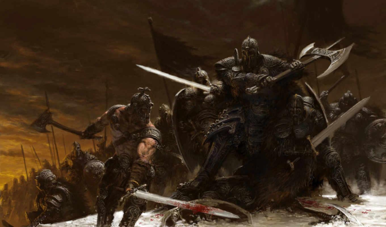 art, fantasy, оружие, смит, adrian, war, фантастика, войны, битва,
