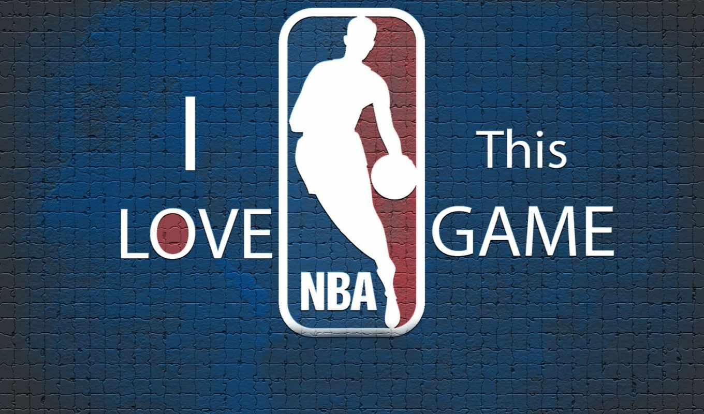 баскетбол, nba, логотип, синий, просмотреть, спорт, правой, картинку,