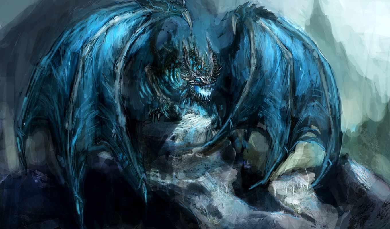 дракон, ледяной, фэнтези, название, холод,