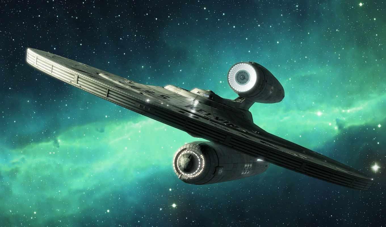 корабль, космос, совершенно,