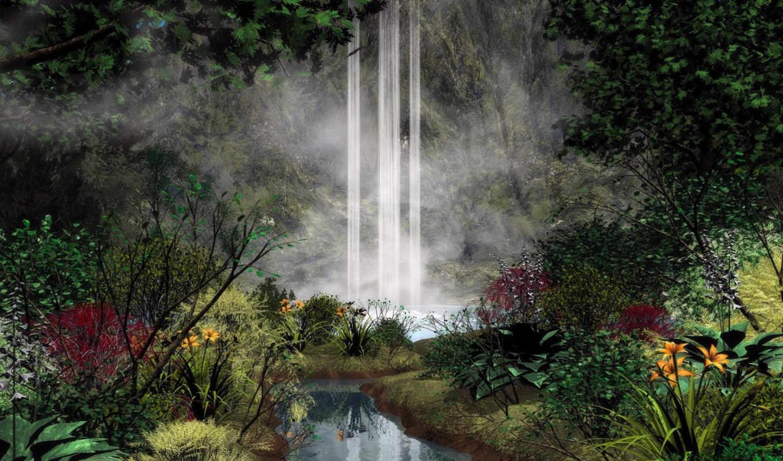 обои, природа, обоев, новом, by, часть, фото, озер