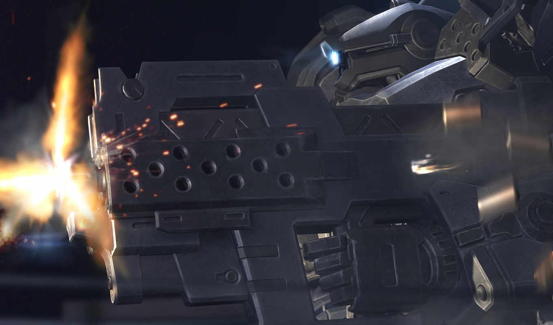 игры, armored, silent, core, line, компьютерные, игра, игрой,