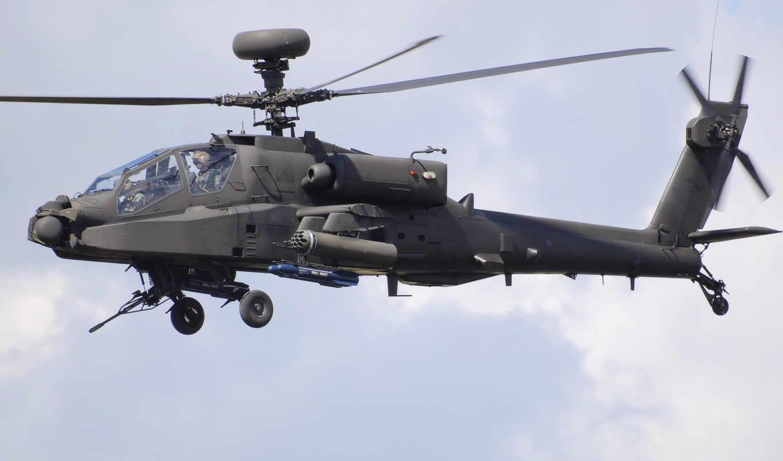 ah, apache, апач, helicopter, вертолетов, основной,
