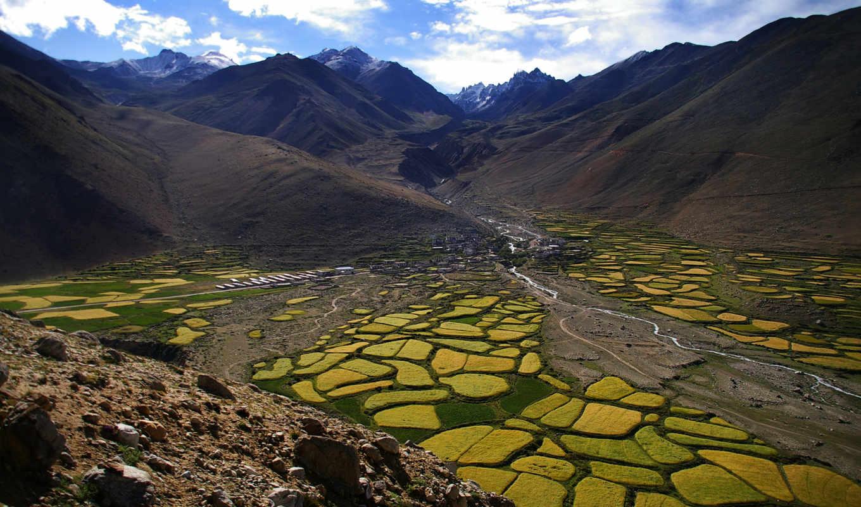 kathmandu, tibet, overland, горы, вид,
