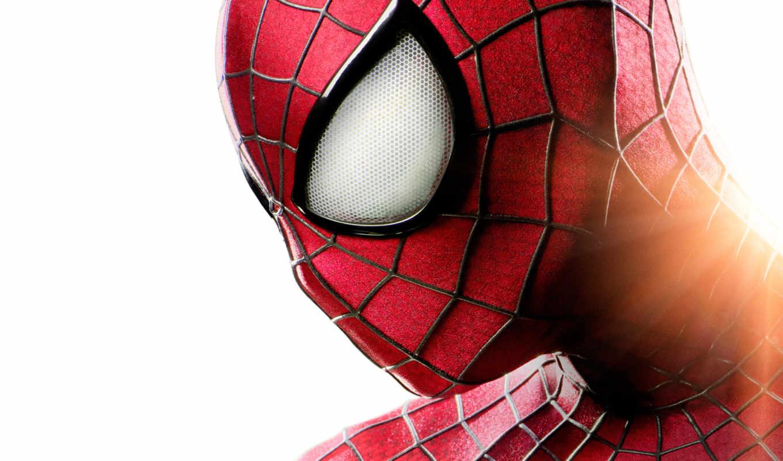 паук, мужчина, amazing, marvel, new,