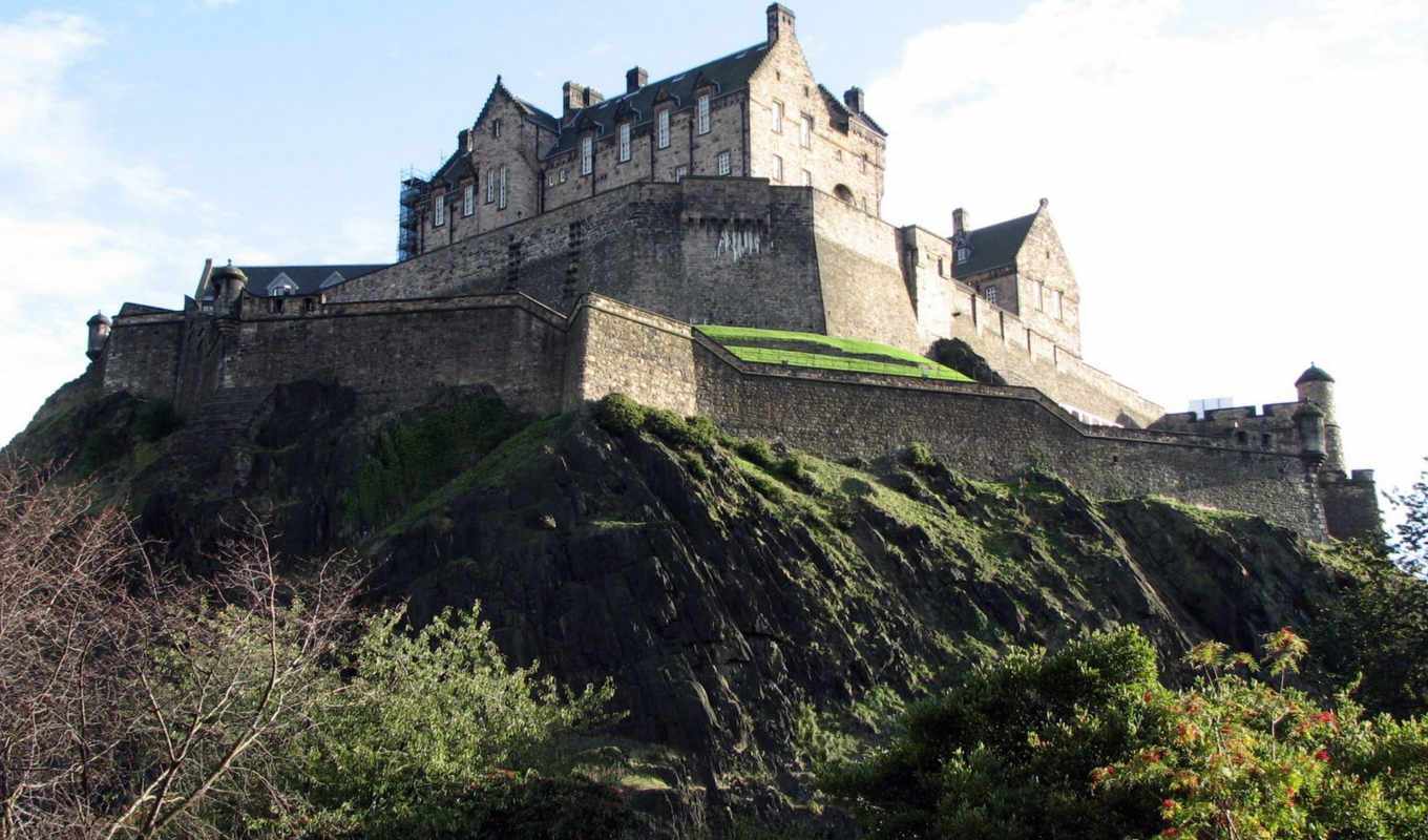 edinburgh, castle, scotland, архитектура, mortonhall, cruise, study, year, best, abroad, city, you,