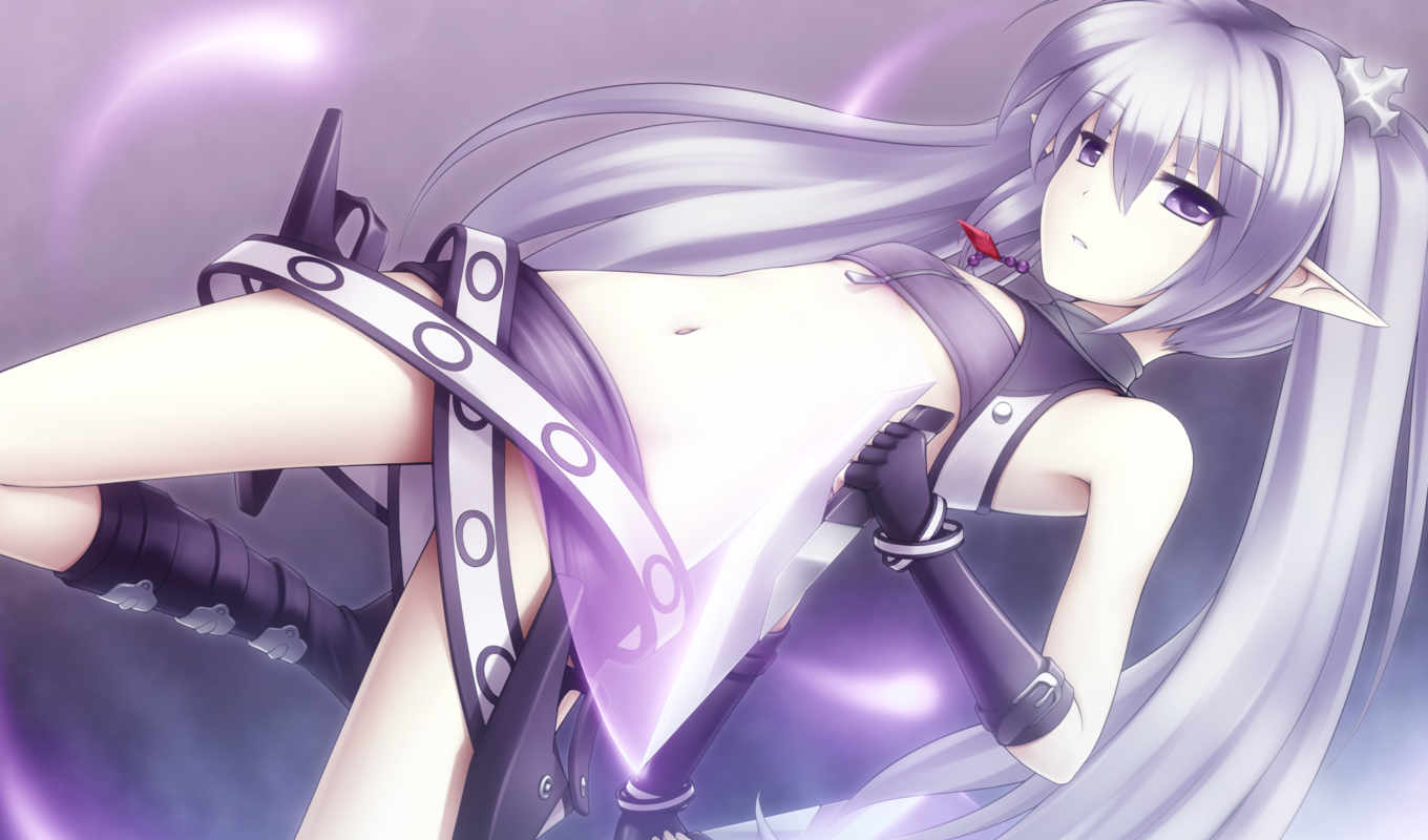 hair, long, purple, аниме, fyuria, изображение, agarest, war, eyes, similar, picsfab, картинок, weapon, фабрика,