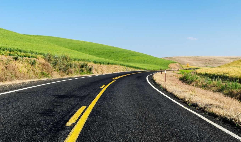 usa, roads, landscapes, дорога, art, knowledge, природа, high,