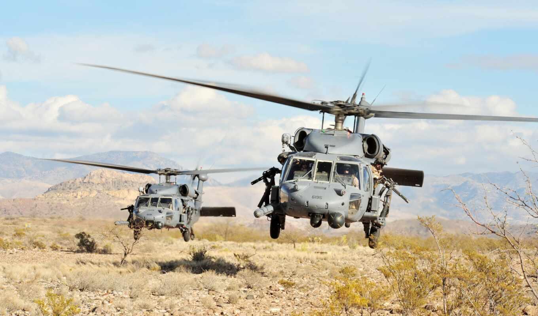 hawk, black, sikorsky, вертолет, военный