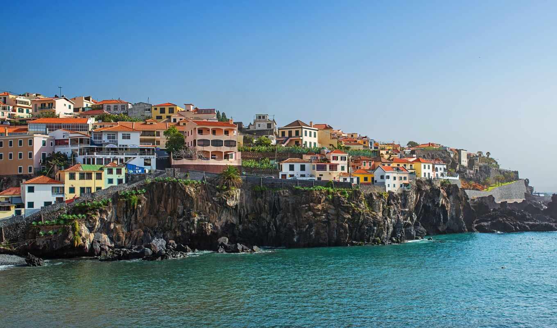 lobo, португалия, camara, вила, câmara, побережье, madeira, resort