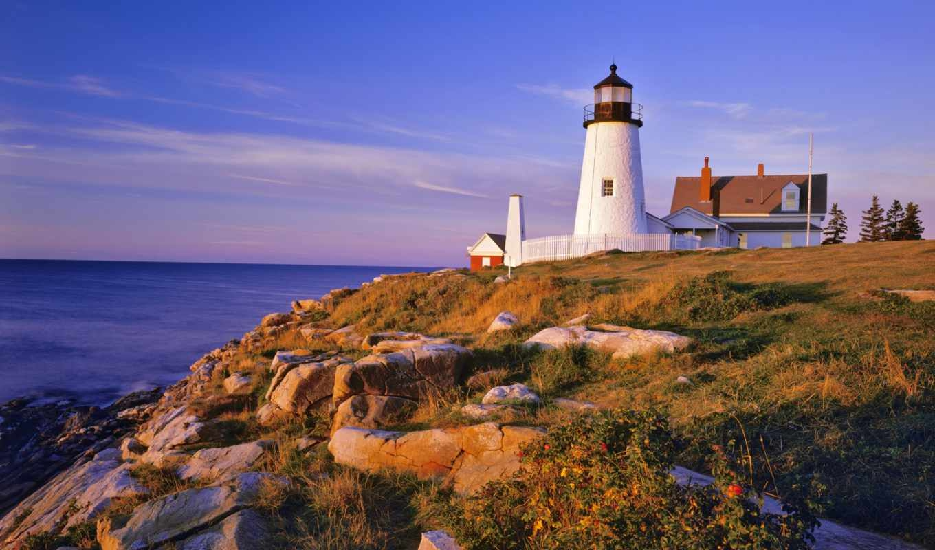 wallpaper, pemaquid, light, windows, point, station, to, and, hd, маяк, cliffs, download,