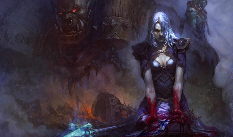 theramore, blood, picture, bayardwu, similar,