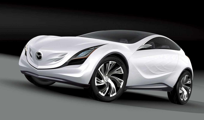 mazda, concept, kazamai, car, июл, cars,