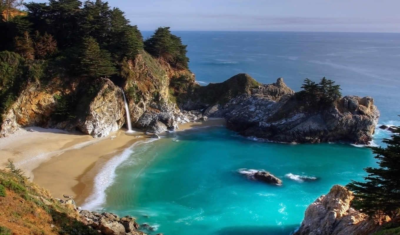 пейзажи, kartinka, море, priroda, oruzhie, пейзаж, скалы,