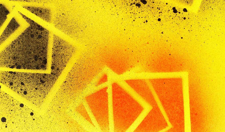абстракция, абстракции, яркие, квадраты, пятнышки,