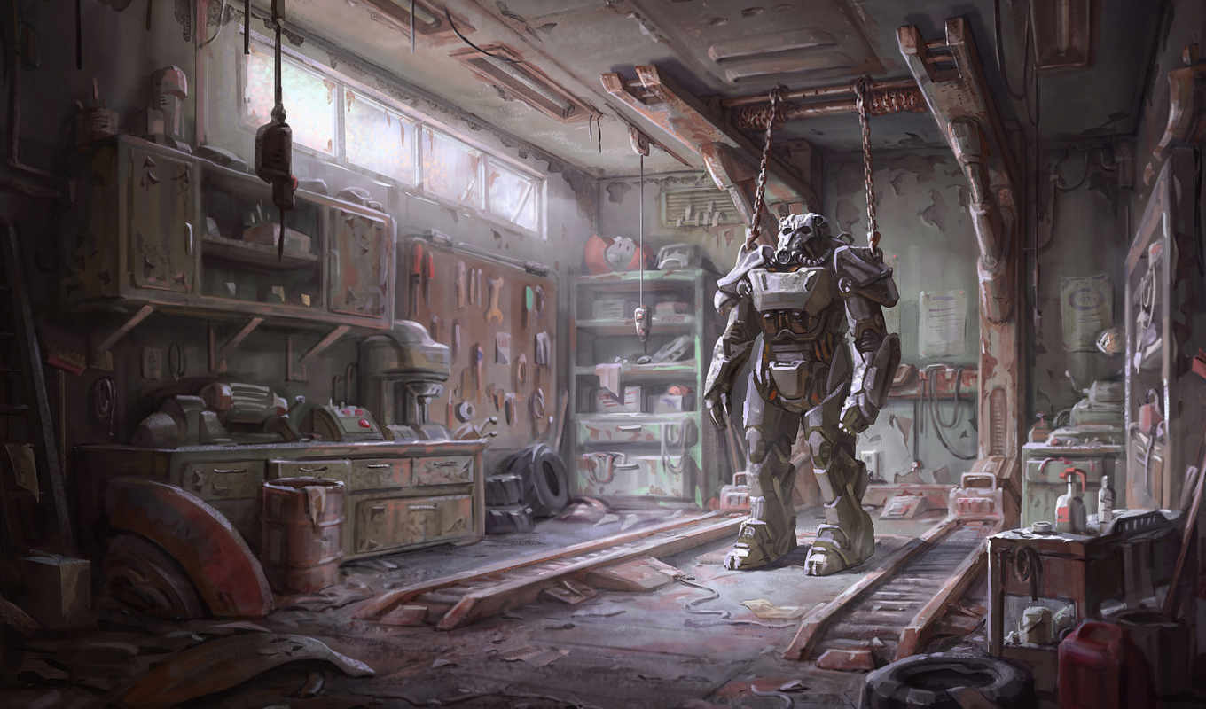 fallout, xbox, one, июнь,