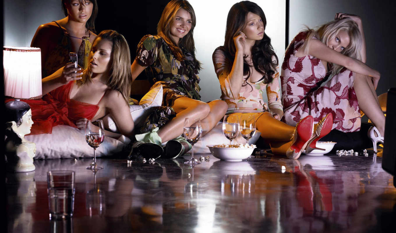 girls, aloud, uk, girl, group, девушки, платья,