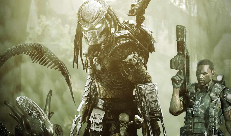 predator, game, desktop, resolution, download,